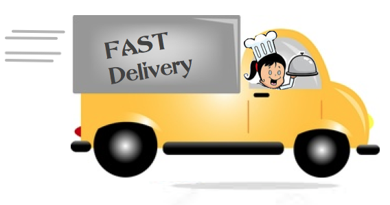 Image result for FOOD DELIVERY CAR