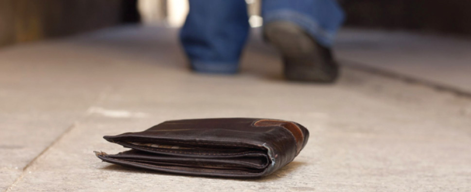 What Should I Do If My Wallet Is Lost or Stolen?